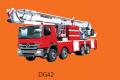 DG42登高平台消防车