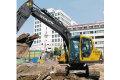 EC140B Prime履带挖掘机