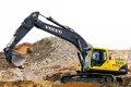 EC210B Prime履带式挖掘机