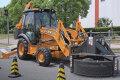 590SM3挖掘装载机