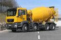 利勃海爾HTM904混凝土攪拌車