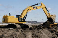 349D履带挖掘机