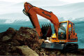 JY6085履带挖掘机