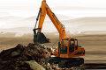 JY615E履带挖掘机