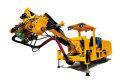 HT72型全液压采矿钻车