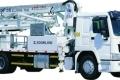 ZLJ5160THB混凝土泵车