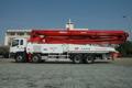 华建SPL170-5RZ53臂架式输送泵车