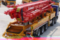JJRZ52-5.16MB混凝土泵车