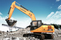 922E履带挖掘机
