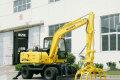 DLS880-9AG轮式蔗木装卸机
