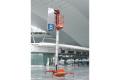 GTWY10-1000移动桅柱式高空作业平台