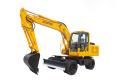 HTL135轮式挖掘机