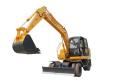 HTL120-9轮式挖掘机