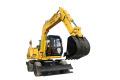 HTL90轮式挖掘机