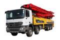 鸿得利HDL5530THB 6365E泵车