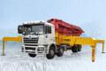 JTZ5430THB泵车