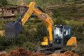 SY115C-9履带挖掘机