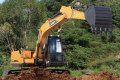 SY155C-9履带挖掘机
