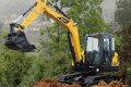 SY55C-9履带挖掘机