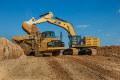 374F L大型矿用挖掘机