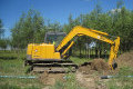 906D履带挖掘机