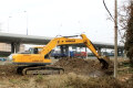 W218履带挖掘机