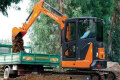 ZX35U-5A履带挖掘机