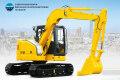 SH80-6履带挖掘机