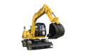 HTL60轮式挖掘机