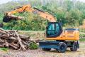 WX148轮式挖掘机