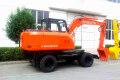 SD90-9轮式挖掘机
