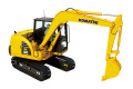 PC60-8履带挖掘机