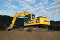 HB215LC-1M0混合动力挖掘机