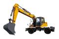 XE150W轮式挖掘机
