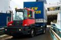 TR618i/TRL618i 码头牵引车