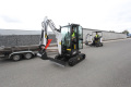 E20小型挖掘机