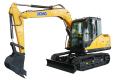 XE75D履带挖掘机