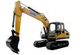 XE135D履带挖掘机