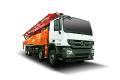 三一SY5423THB 560C-8A混凝土泵车