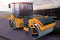 STR100-5H双钢轮压路机