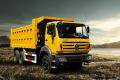 6×4 2534/2538KY  NG80系列工程型自卸车
