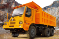 6×4 5542KK宽体矿用自卸车