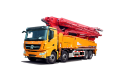 8×4 3134FZ  V3系列粉粒物料运输车
