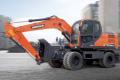 DX150W-9C轮式挖掘机