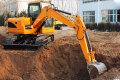 XN90-E履带挖掘机