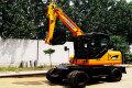 XN65-4L轮式挖掘机