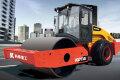 KS105S单钢轮压路机(单驱)