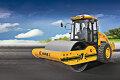 KS145D单钢轮压路机(双驱)