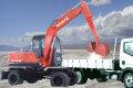 NT65W轮式挖掘机