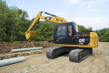 313D2 L小型挖掘机